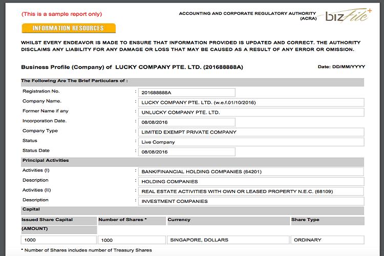 Bước 5: Nhận kết quả từ ACRA kèm theo hồ sơ doanh nghiệp