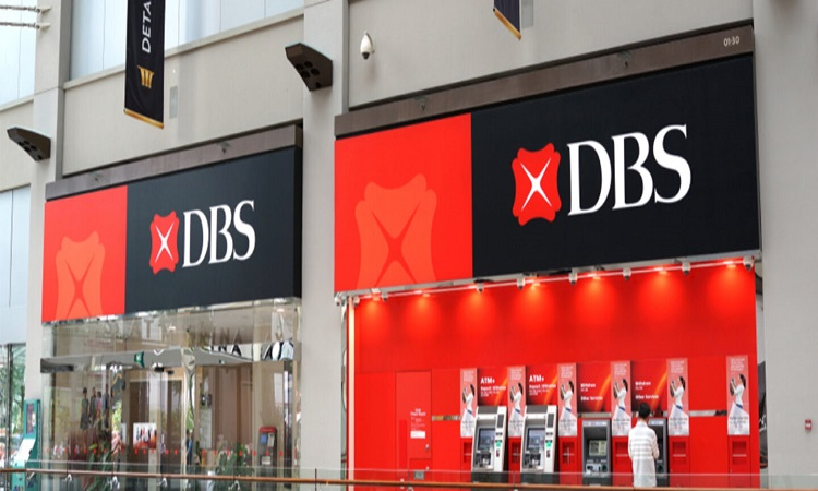 DBS in Singapore