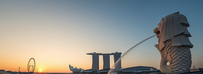 How to set up a company in Singapore