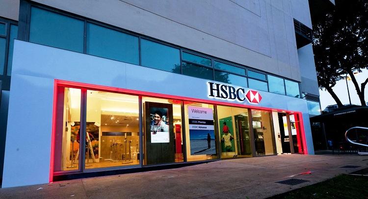 HSBC in Singapore