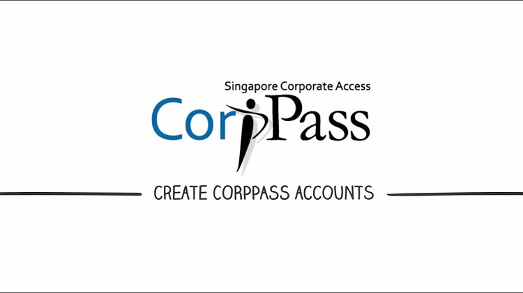Singapore CorpPass