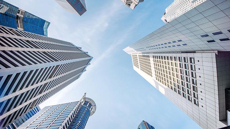 Singapore finance center
