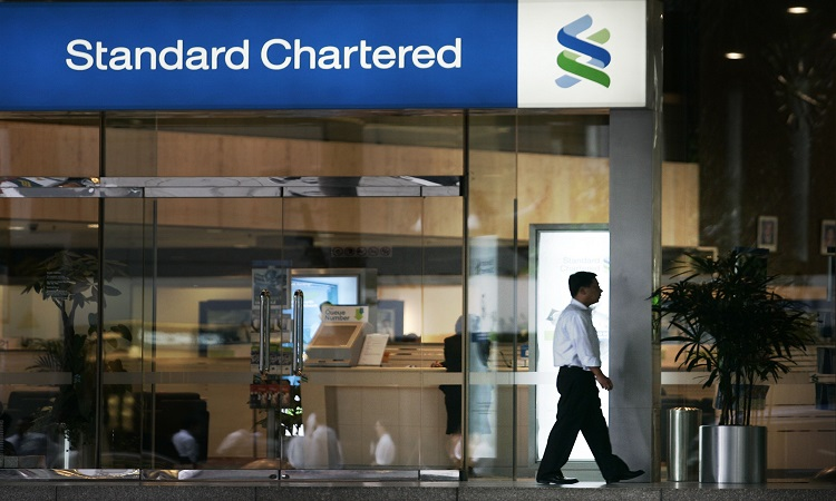 Standard Charter in Singapore