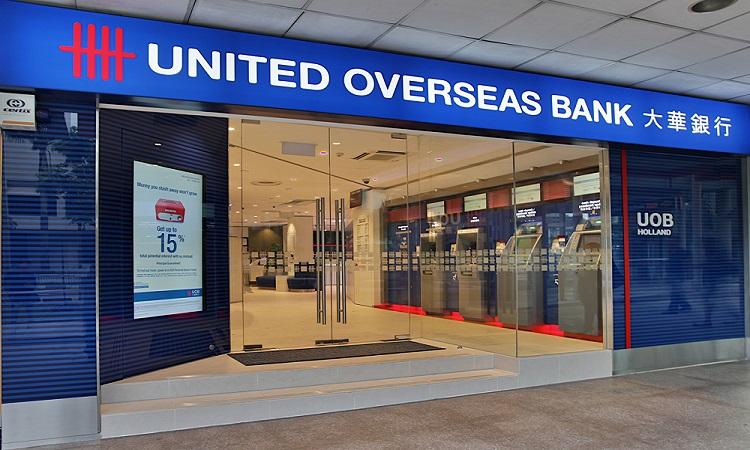 UOB in Singapore