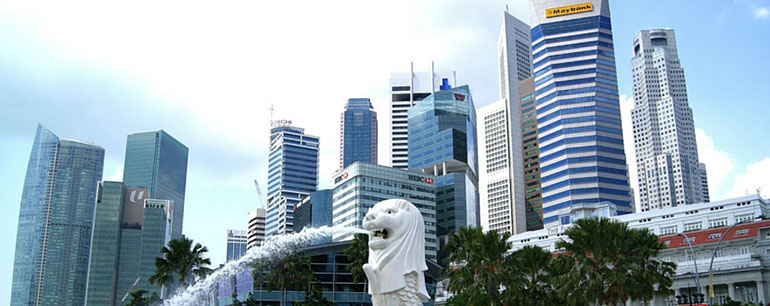 Singapore banks for foreigners
