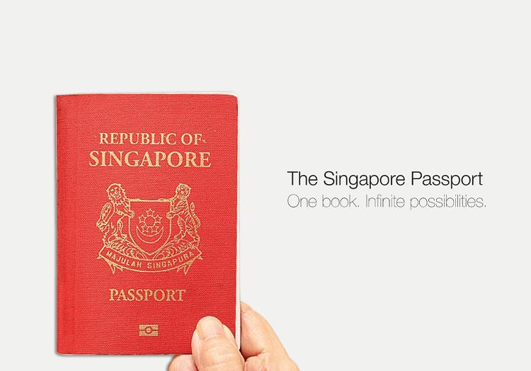 The Singapore Passport