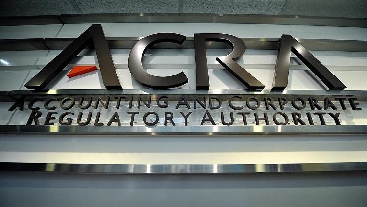 Cơ quan ACRA tại Singapore