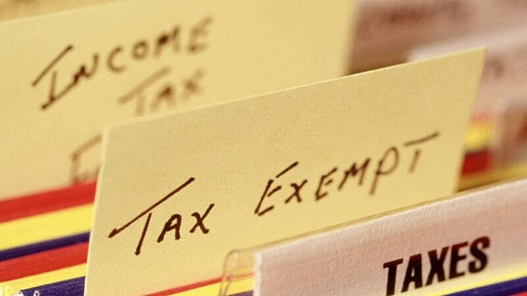 Tax exemption in Singapore