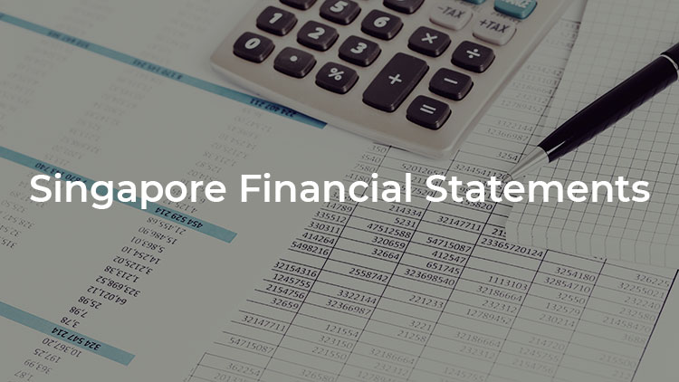 Báo cáo tài chính tại Singapore