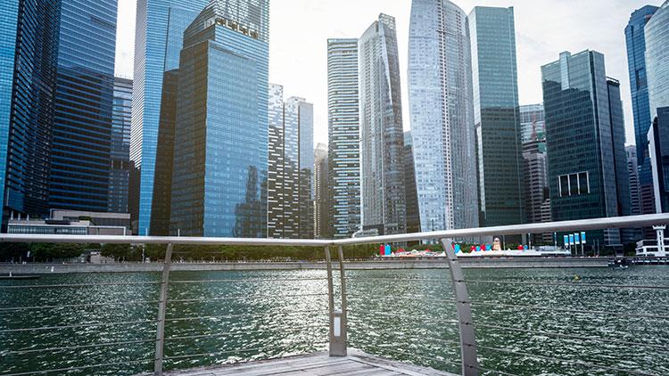 Singapore Offshore Company